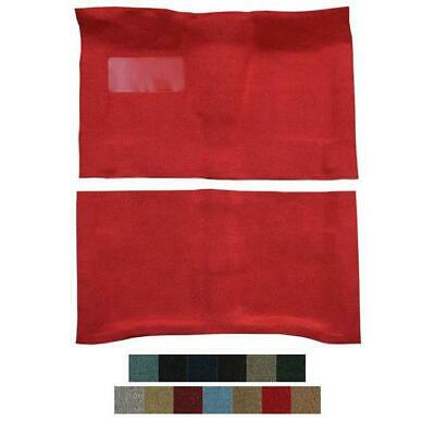 ACC 1964-1967 Chevy Chevelle 2 Door Loop Carpet Kit, Black ()