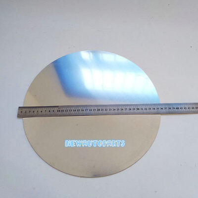 14 Inch Dia. 355mm Aluminum Disc Circle Blank Plate Flat Sheet Round 2mm Thick
