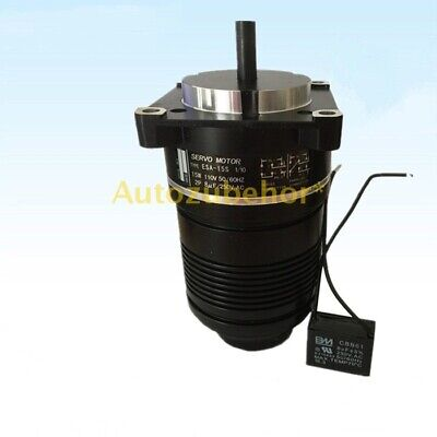 For Guantong Bar Lathe Feeder Motor Esa-15s 110v Feeding Servo 15w Torque Motor