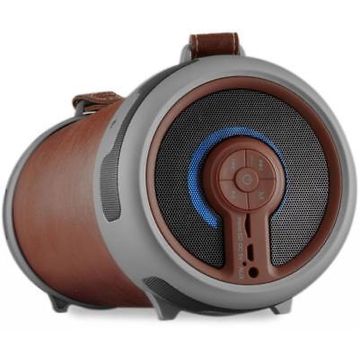 IMPERIAL BEATSMAN 2 Mobiler Bluetooth 2.1 Lautsprecher UKW Radio MicroSD Aux Sub Subs