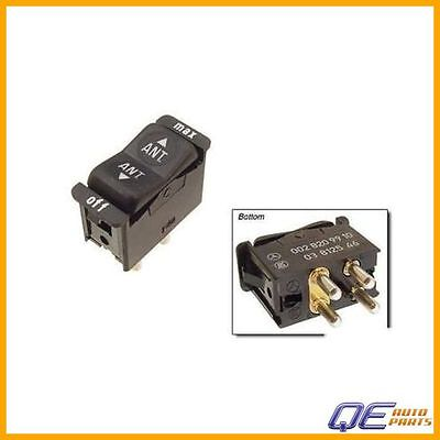 OES Genuine Antenna Switch Fits: Mercedes 420 300D 123 Chassis 300SEL covid 19 (Fits 123 Chassis coronavirus)