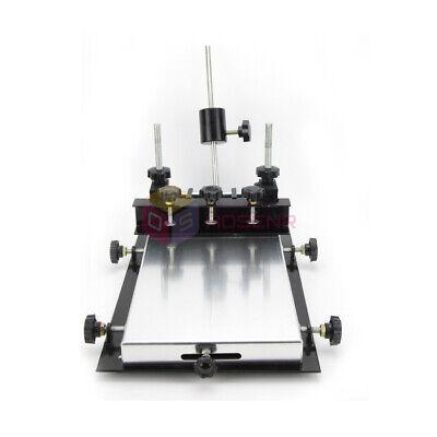 S Size 300x210mm Manual Solder Paste Printerpcb Smt Stencil Printer Printing