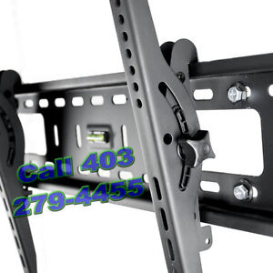 """LCD TV Wall Mount for 32"""" to 63"""" upto 175lbs Tilting Mount"""