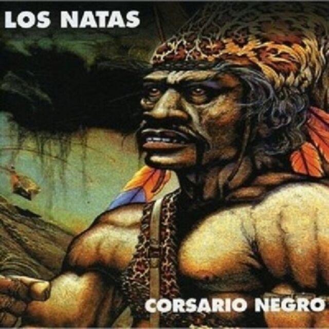 Los Natas - Corsario Negro  CD  11 Tracks Alternative Rock  Neuware