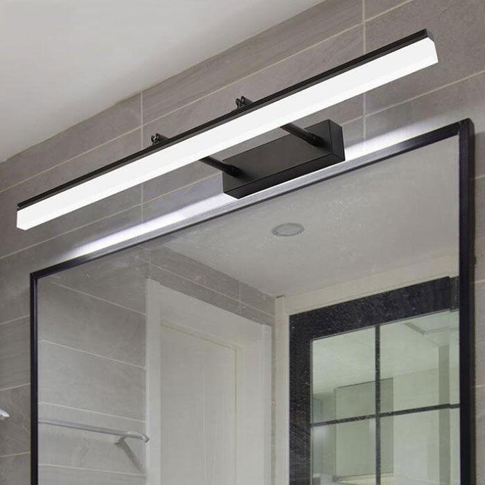 Industrial Black Led Vanity Lights Modern Led Picture Light Bathroom Wall Sconce Ebay