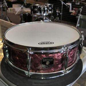 Gretsch Catalina Club snare drum-caisse claire 14x5 Red Pearl - used-usage