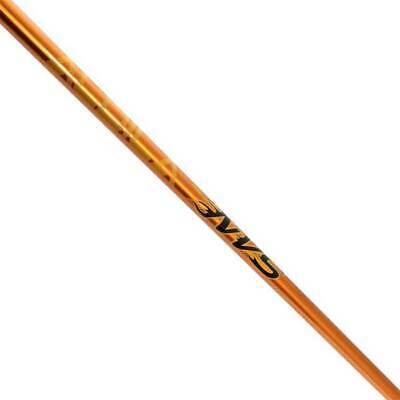 Aldila NVS 55 Graphite Shaft + Adapter & Grip Nvs Golf Shafts