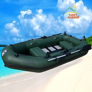3 Person Inflatable Fishing Boat