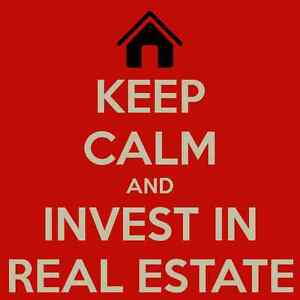 Invest In Real Estate!  Great Returns!!!