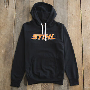 NEW STIHL CHAIN SAWS HOODED SWEATSHIRTS