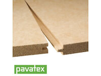New Woodfibre Board 20mm by Pavatex - 23 boards (£8 a board)