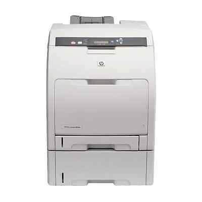 HP Color LaserJet 3800DTN A4 Farb- Laserdrucker DRUCKER Duplex Netzwerk