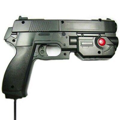 Pistolet de jeu AimtrakArcade sans recul noir compatible PC et Playstation 3