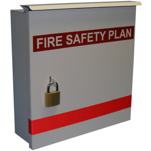 Fire Alarms/Fire Safety Plans/Fire Sprinklers