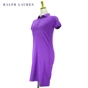 Ralph Lauren Sport Purple Polo Dress XL Rare Design Ballarat Central Ballarat City Preview