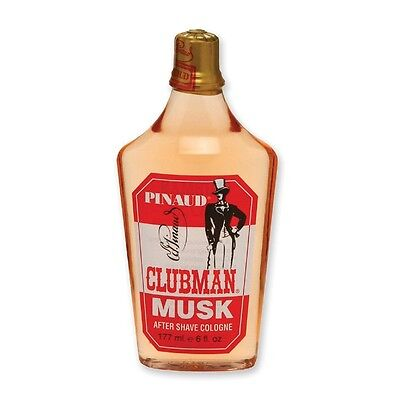 pinaud musk after shave cologne 6 fl