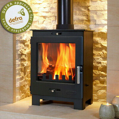 Flavel Arundel Stove Defra Approved WoodBurner 5 Year Warranty MultiFuel Stove