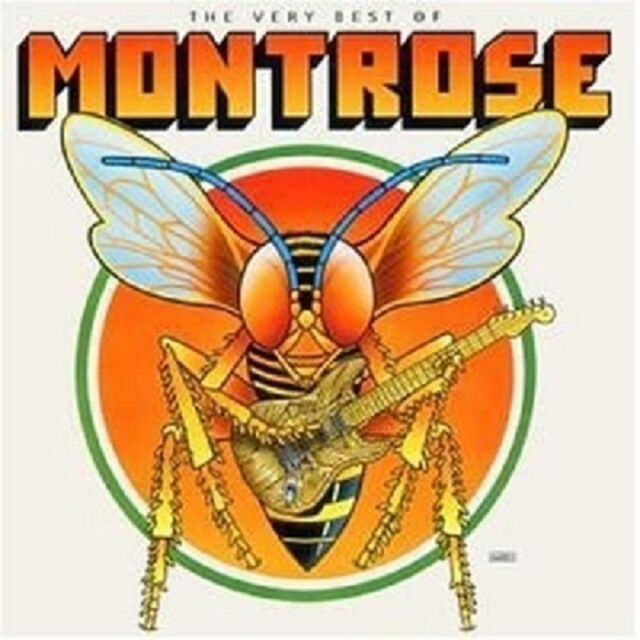 "MONTROSE ""THE VERY BEST OF"" CD 18 TRACKS NEU"