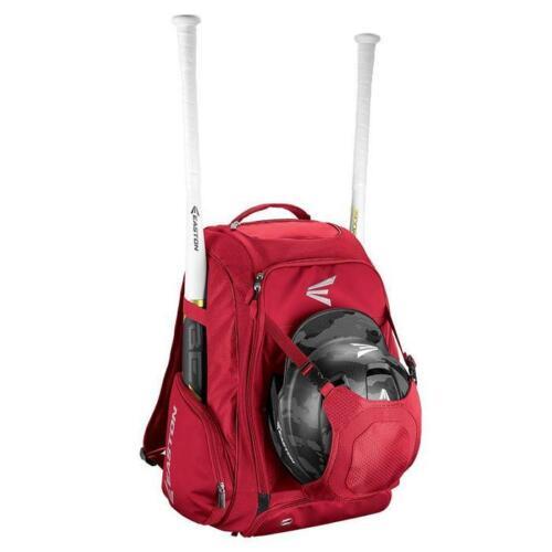 Easton Walk-Off IV Baseball Backpack: A159027 Red