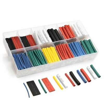 532pcs Heat Shrink Tubing Black Innhom Heat Shrink Tube Wire Shrink Wrap Ul Appr