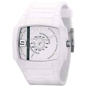 FS : Diesel Mens watch 44mm White Carine Stirling Area Preview