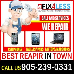 Fix4less - Best Service Center in the G.T.A