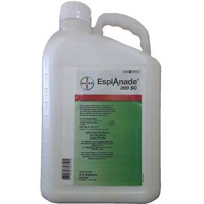 Esplanade 200SC Herbicide - 2.5 Gallons