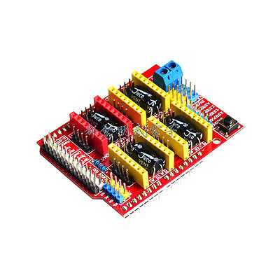 3d Printer Cnc V3 Engraver Shield Expansion Board A4988 Driver Board For Arduino