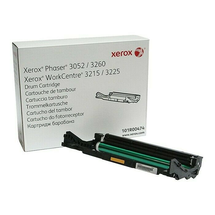 Xerox Drum Cartridge 101R00474 For Phaser 3052,3260 / WorkCentre 3215,3225