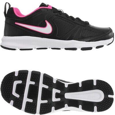 Nike Wmns T-Lite XI schwarz pink Damen low-top Sneakers Indoor Hallenschuhe NEU - Damen Pink Schuhe