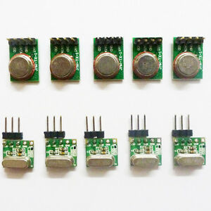 Super-Mini-3-6-5-5V-RF-ASK-OOK-Wireless-Data-Transfer-RX-TX-Remote-Module-433M