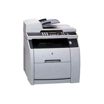 HP Color LaserJet 2820 AiO DRUCKER SCANNER KOPIERER NETZWERK USB A4 Q3948A Aio Color Laser Drucker