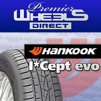 235/65/17 HANKOOK ICEPT EVO ON SPECIAL AT WHEELS DIRECT