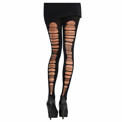 chnitten, schwarz Halloween Kostüm Zubehör    (Halloween-kostüme Mit Schwarzen Hosen)