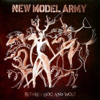 NEW MODEL ARMY Between Dog And Wolf - 2LP / Black Vinyl - (Gatefold)