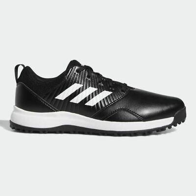Adidas CP Traxion sin Tacos Zapatos de Golf - F34994-Negro