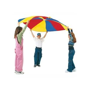 Funchute Parachute - Great for Daycares or Group Play!