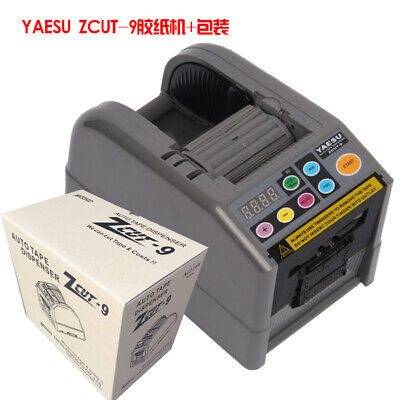 Zcut-9 Automatic Electric Tape Dispenser Packaging Machine Adhesive Cutter 60mm