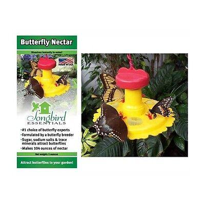 Songbird Essentials Butterfly Nectar and Feeder