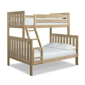 Bunk Bed - Twin over Double