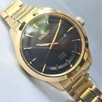 "Seiko - Solar Gold ""NO RESERVE PRICE"" - Homme - New"