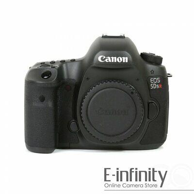 Canon - Eos 5ds R Dslr Camera  - Black