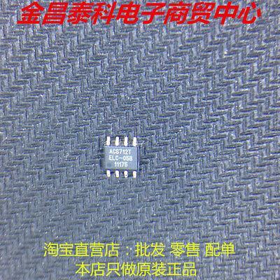 5pcs Acs712t Acs712elctr-05b-t Sop-8 Hall Effect-based Linear Current Sensor