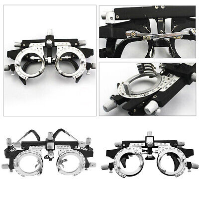 Adjustable Titanium Optical Optic Trial Lens Frame Eye Optometry Instrument
