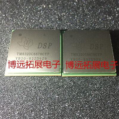 1pcs Tms320c6678acypa Bga New