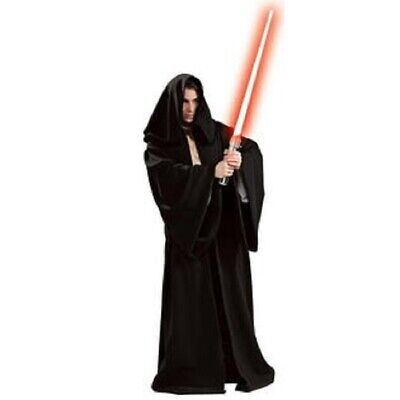 ar Wars Deluxe Sith Robe mit Kapuze (Deluxe Sith-robe)