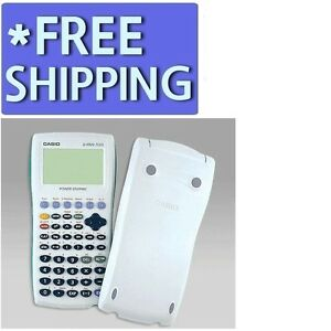 Casio FX-9750G Plus Graphic Calculator /GENUINE and ORIGINAL Packing