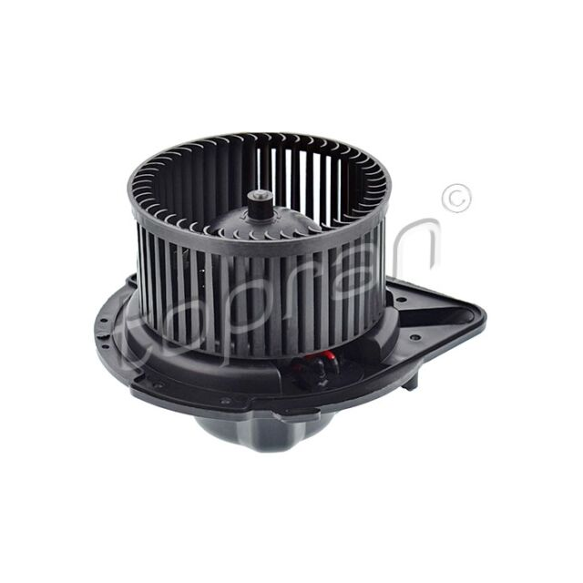 TOPRAN Electric Motor, interior blower 108 631