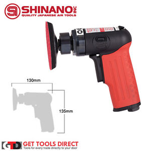 Shinano 75mm Dual Action Sander SI2110 Gamer