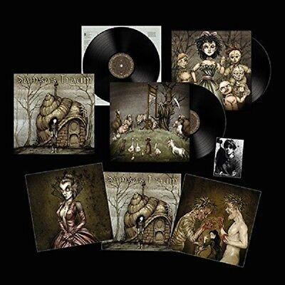 SAMSAS TRAUM a.Ura und das Schnecken.Haus - 3LP / Black Vinyl - Limited 500